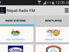 All Online Live Nepali Radio 1.0.1 Screenshot