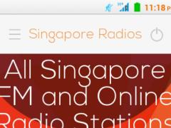 All Singapore FM Radios Free 2.0 Screenshot