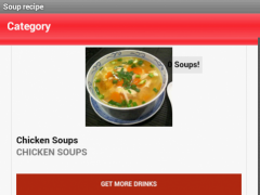 All Soup Recipes 3.0 Screenshot