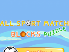 All Sport Match Block Puzzle  Screenshot