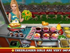 All-star Cooking Scramble Cafe-teria food Chef PRO 1.0 Screenshot
