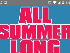 All Summer Long Ringtone 1.0 Screenshot