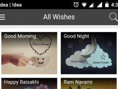 All Wishes / Greetings Images 0.0.2 Screenshot