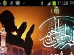 ALLAH Makkah HQ Live Wallpaper 1.0 Screenshot