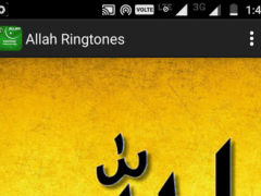 Allah Ringtones 1.2 Screenshot