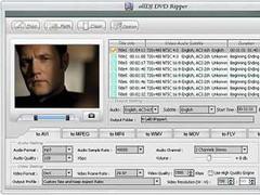 Alldj DVD Ripper 4.5.22 Screenshot