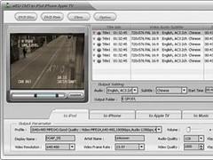 Alldj DVD To iPhone iPod Apple-TV Ripper 3.4.22 Screenshot