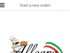 Allegra Pizza and Pasta 1.0.14 Screenshot