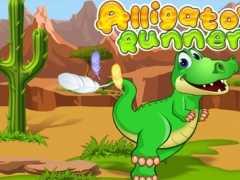 Alligator Runner Free - Fun Endless Running Game 1.0 Screenshot