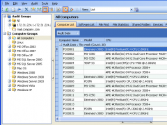Alloy Discovery Express 8.0.0 Screenshot