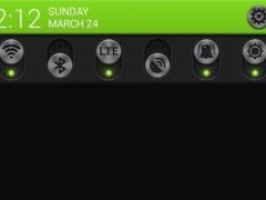 Alloy Lime Theme CM10.1 1.5 Screenshot