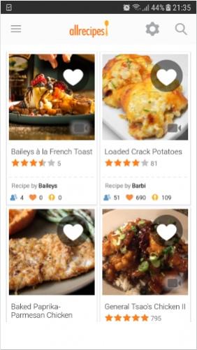 All Recipes Dinner Spinner