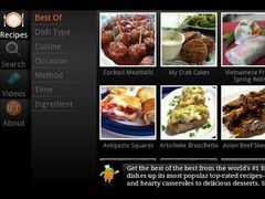 Allrecipes TV 1.2 Screenshot