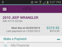 Ally Auto Payment >> Ally Auto Mobile Pay 3 0 5 Free Download