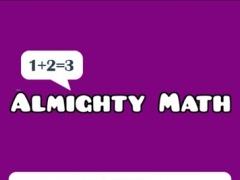 Almighty Math 1.0 Screenshot