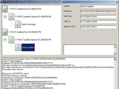 Aloaha Signatur Validator 5.0.291 Screenshot