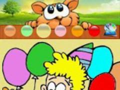 Alphabet ABC Coloring  Screenshot