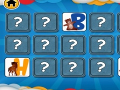 Alphabet Flashcard Match Puzzle Game For Toddlers 1.0 Screenshot