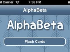AlphaBeta! 1.0 Screenshot