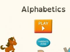 Alphabetics 3.0.1 Screenshot