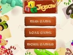 Alphabets Blocks Jigsaw Puzzle 1.0 Screenshot