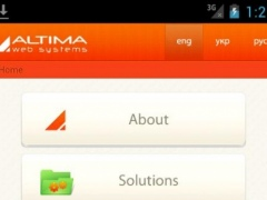 Altima Web Systems 1.1 Screenshot