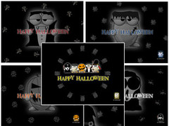 ALTools Halloween Monster Desktop Wallpapers 2004 Screenshot