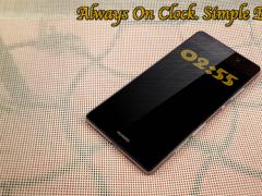 Always On: Ambient Clock 1.5.2 Screenshot
