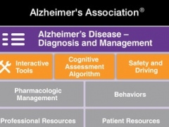 Alzheimer's Disease Pocketcard 2.7 Screenshot