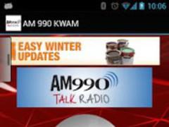 AM 990 KWAM 5.5 Screenshot