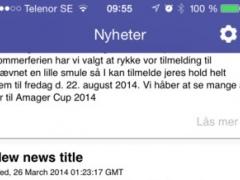Amager Cup 2.3 Screenshot