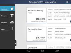 Amalgamated Bank Mobile 4.2.0.0 Screenshot
