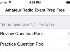 Amateur Radio Exam Prep Free: Technician 2.8 Screenshot