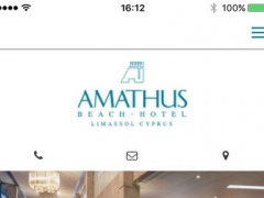 Amathus Beach 1.70 Screenshot