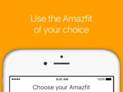 Amazfit - Activity & Sleep Tracker 8.34.1 Screenshot