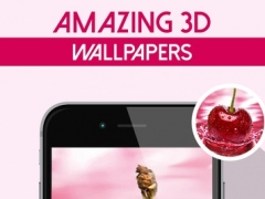Amazing 3D Wallpapers Backgrounds HD - Home Screen Lock Screen Themes for