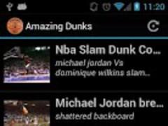 Amazing Dunks 1.0 Screenshot