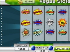 Amazing Las Vegas Atlantic City - Play Real Slots, Free Vegas Machine 1.0 Screenshot