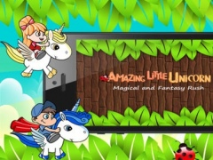 Amazing Little Unicorns: Magical and Fantasy Rush - Flying Games For Kids Who Love Princess And Ponies 1.0.6 Screenshot
