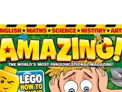 Amazing! Magazine - The world's most amazing children's educational magazine! 4.9.89 Screenshot