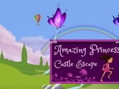 Amazing Princess Castle Escape - new fantasy racing arcade game 1.4 Screenshot