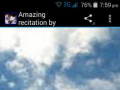 Amazing recitation by children 1.0 Screenshot