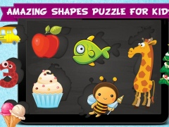 Amazing Shapes Puzzle For Kids 1.0 Screenshot