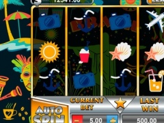 Amazing Spin Slots Show - Free Star City Slots 2.0 Screenshot