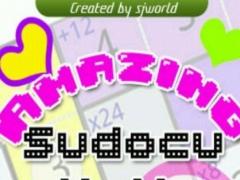 Amazing Sudocu Math! Wow~ 1.5 Screenshot