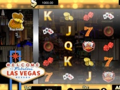 Amazing Weel of Fortune Las Vegas Palo Grand - HD FREE Casino Jackpot Slots Game 1.0 Screenshot