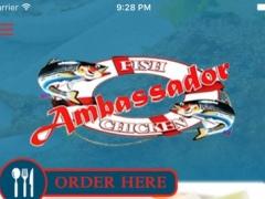 Ambassador Fish & Chicken 1.0 Screenshot