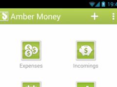 Amber Money - Expense Manager 1.0.26 Screenshot