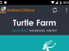 Ambient Chillout Music ONLINE  Screenshot