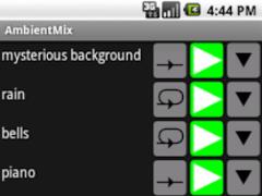 AmbientMix 1.0.4 Screenshot